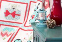 Quilt-A-Longs / SAL de patchwork