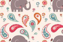 FABRIC & patterns