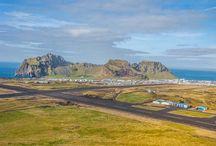 Îles Vestman, Islande. Westman islands, Iceland. / Articles Photos Les Îles Vestman sont un archipel au sud de l'Islande. Volcans, lave, prairie et falaises.