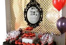 Aya 'Ever after High' party ideas
