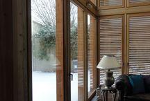 Maison Laffitte / Extension d'une maison et restructuration extérieure. Année : 2008 #maison #extension #bois