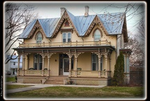 Old House Love / by LaurieAnna's Vintage Home