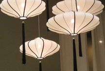 Lights / Lampes et suspensions