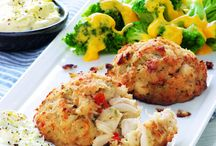 Seafood Recipes / Tasty recipes using seafood. From crab, shrimp, lobster and more these seafood recipes will hit the spot!