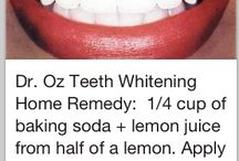 Teeth whiten