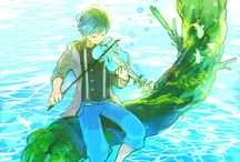 underWATER / Place 4 ocean deep beauty, fishies, waterfalls and... mermaids :3
