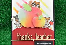 Teacher cards