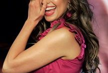 Ela é tão linda, me ispiro nesse cabelo maravilhoso que ela tem!