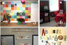 playroom ideas / by Dila Robnett