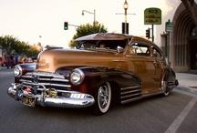 Junkyard Chevy's / by Greg Allen