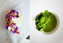 ❥ sexy food / the art of plating