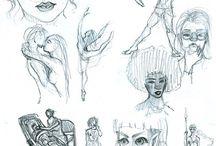 Mari's Sketches