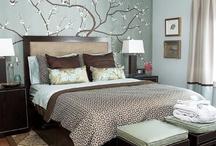 Bedroom Ideas / by Christine Verderame