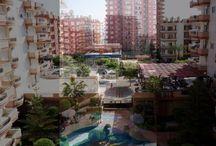 Аренда квартиры 2+1 в 50 метрах от пляжа, Махмутлар.