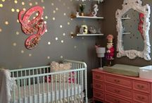 Baby nursery / Nursery deco ideas