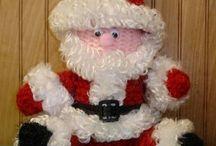 Crochet Christmas / by Amber Worden
