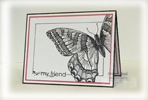 Cards-Butterflies / by InkyPinkys SUdemo