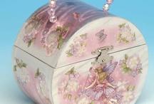 Fairy Jewellery box