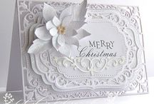 Craft - Cards - Christmas cards