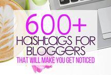 BLOGGING RESOURCES / #Blogging #tips #bloggingforbeginners #resources