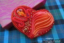 shibori hearts cuori