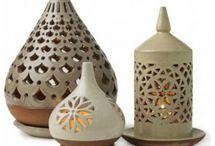 potterylampe