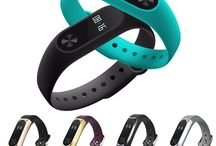 Wearable Smart Watches & Wristband Devices
