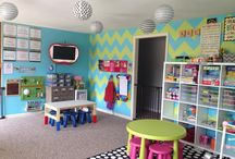 Daycare spaces