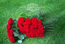 Dekofloris podziękowania dla rodziców - ślub / bukiety i kosze kwiatowe - podziękowania dla rodziców - ślub opolskie  www.dekofloris.com