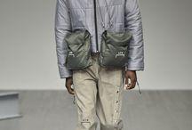 Neo-Pioneers / Men Fashion trend by Instinct