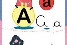 Alfabeto Peppa