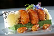 Cuisine gastronomique du chef Patrick Bertron (3 étoiles Michelin) / by Groupe Bernard Loiseau
