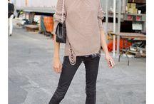 Models street style  / Looks