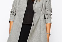 Plus Size Coats / #plussizecoats #plussizejackets #plussizeparkas / by Killer Kurves