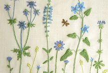 pintar fleurs