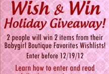 Wish & Win Holiday Giveaway