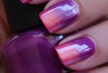 We love pretty nails!!!