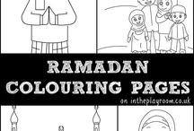 Ramadan Activities for Kids / Ramadan Activities for Kids