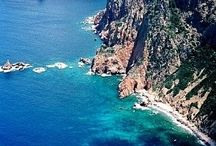Corsica, France / Welcome to the French island of Corsica. Explore this beautiful island with Blue Parallel.