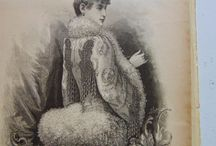 sewing patterns 1880's