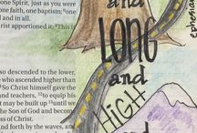 Journaling- Bible Art