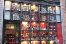 Maison du thé à Londres