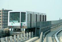 Transportations in Tokyo