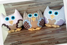 Sewing - Owls