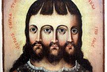 The Holy Trinity - Triple Faces