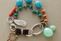 Jewelry Ideas / by Ann Biedenweg