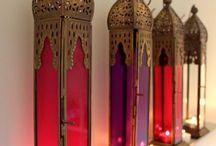 Interior, Marokko style