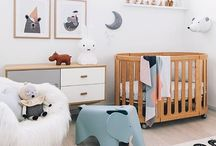 Gender neutral nursery / Gender neutral nursery ideas, colors, examples and more!