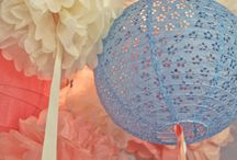 Delightful decorations / Beautifully crafted colorful & inspiring decorations.