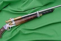 Custom PCP Air Rifles